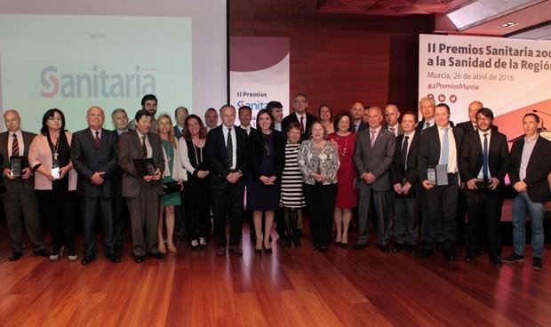 II Premios a la Sanidad de la Región de Murcia