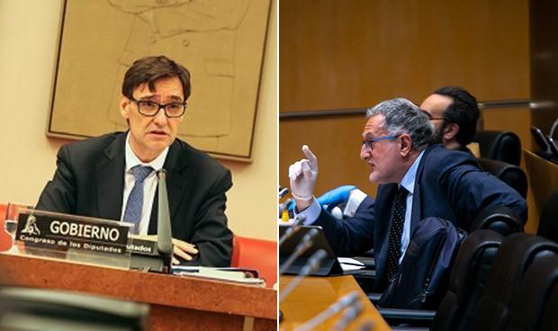 Illa 'aplaza' el enfrentamiento político por la gestión del Covid-19