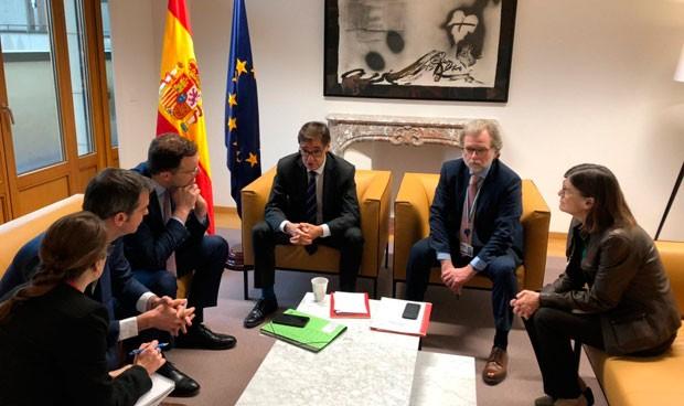 """Illa asegura que España tiene """"posibilidades"""" de contener el coronavirus"""