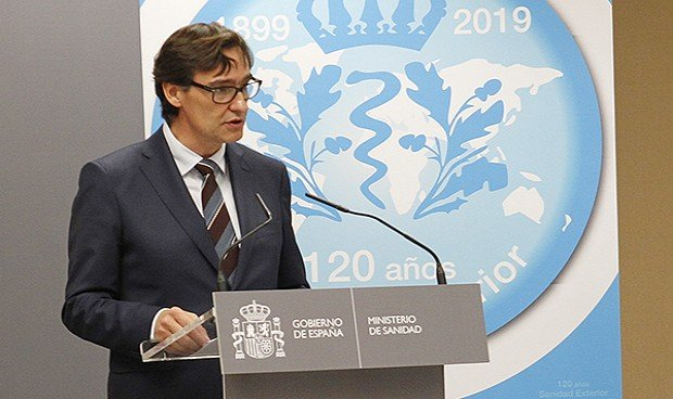 """Illa: """"La sanidad española está preparada para actuar ante el coronavirus"""""""
