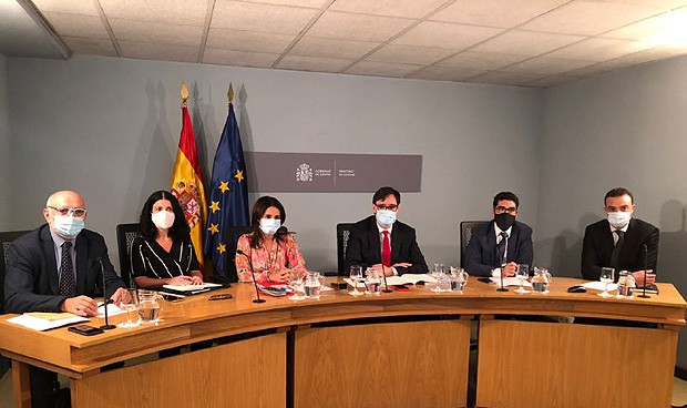 Illa pide a las comunidades planes para una prematura campaña de la gripe