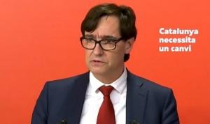 "Salvador Illa: ""Estoy preparado para ser presidente de Cataluña"""