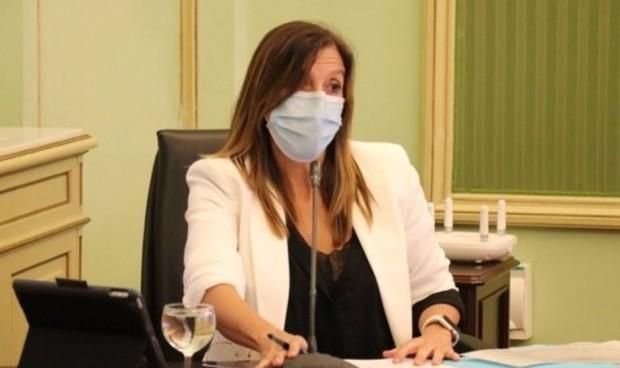 Imputada Maria Antònia Font por el confinamiento de estudiantes en Baleares