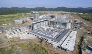 Imputan a FCC por la adjudicación de la Ciudad de la Salud de Panamá