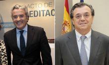 Iñaki Ereño y Jesús Acebillo