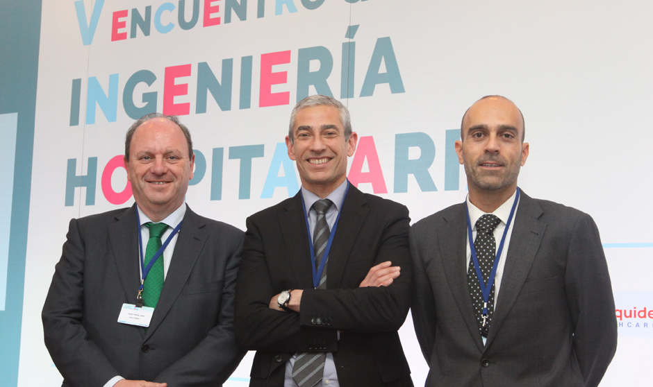 Ingenieros y arquitectos impulsan la modernización de la sanidad española