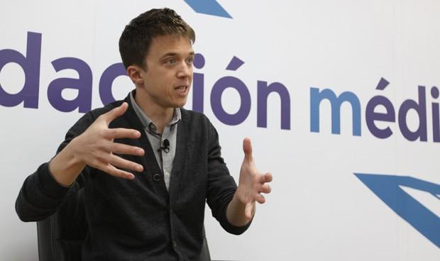 Íñigo Errejón presenta su partido al 10N: estas son sus 5 claves en sanidad