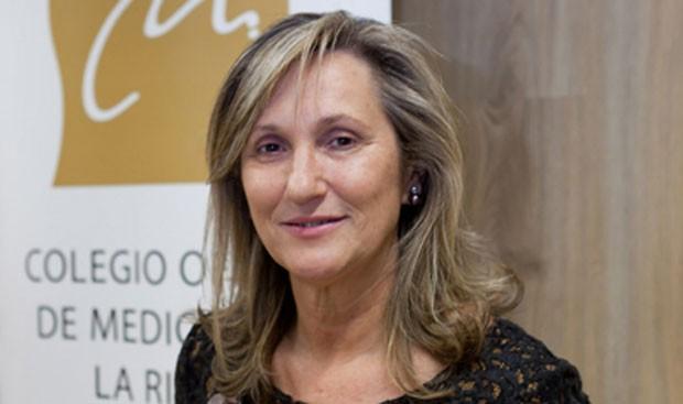 Renueva como presidenta del Colegio de Médicos de La Rioja