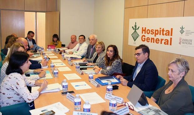 Inmaculada Renart, nueva gerente del Hospital General de Valencia
