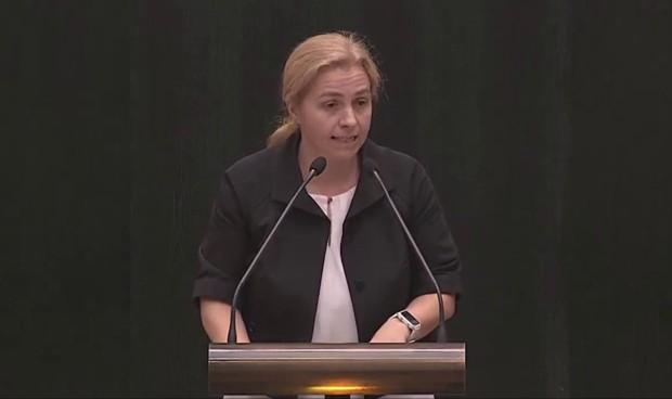 Inmaculada Sanz, nueva responsable de Salud del Ayuntamiento de Madrid