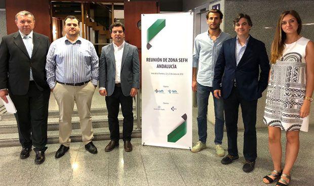 Inmunoterapia y polifarmacia centran la reunión de SEFH Andalucía