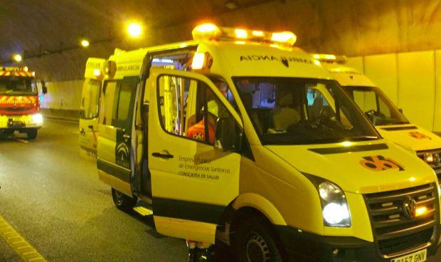 Interior ordena cambiar las luces de las ambulancias: ya no serán amarillas