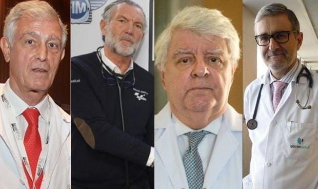 Interna cuenta con 4 especialistas entre los 100 mejores médicos del país