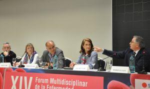 """Zapatero: """"Hace falta investigación joven en enfermedad tromboembólica"""""""