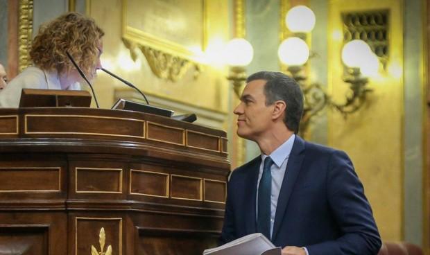 Investidura: 165 'noes' llevan a la sanidad de PSOE-UP a segunda votación