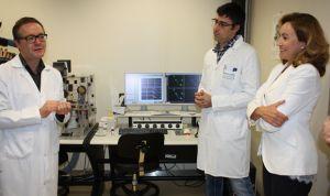 Investigadores del CIBIR previenen el daño en lesiones oculares