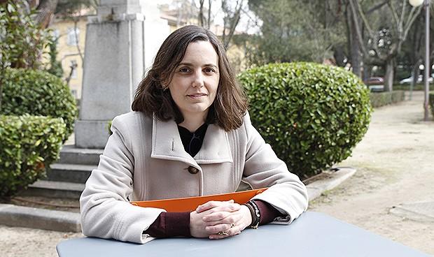 """Iria Grande: """"Un hombre mediocre puede triunfar; una mujer no tanto"""""""