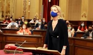 Isabel Borrás, nueva portavoz del PP en la comisión de Salud de Baleares