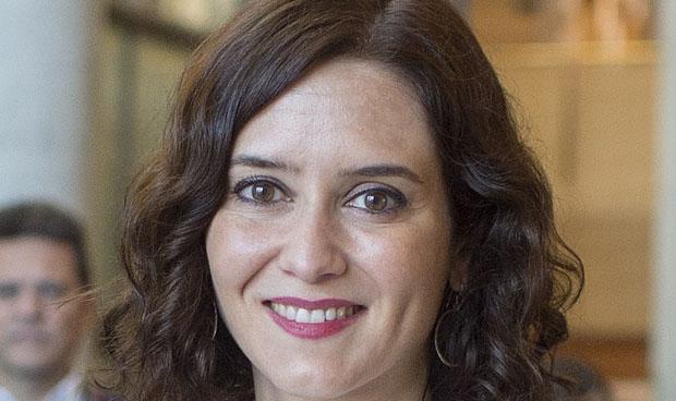 Isabel Díaz Ayuso pone en valor la sanidad madrileña en la crisis del Covid