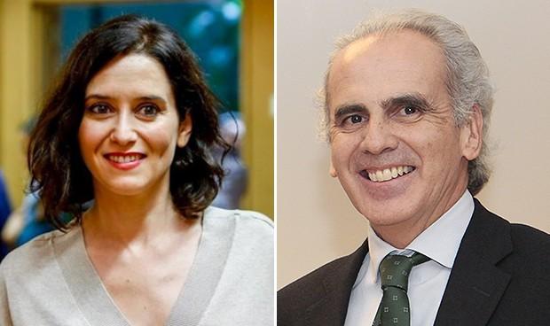 Madrid oficializa la reforma de la dirección de su sanidad