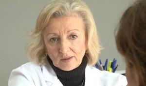 Isabel González, gerente del Hospital de La Ribera, anuncia su jubilación