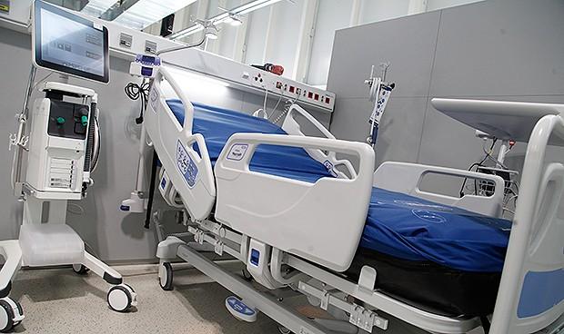"""Isabel Zendal: el hospital """"maravilla"""" de Madrid, visto en 24 imágenes"""
