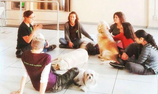 ITA, pionero en terapia con animales en trastorno alimentario y de conducta