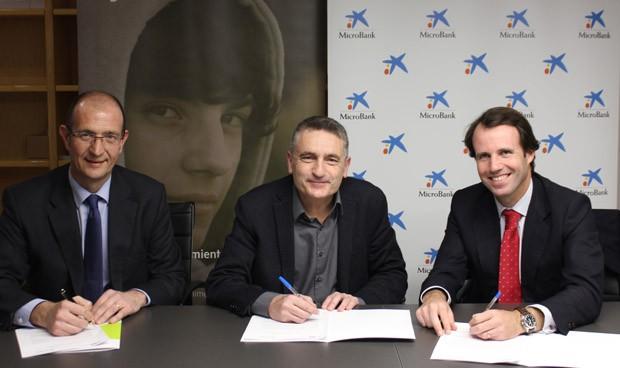 Ita y MicroBank acuerdan una línea de financiación de un millón de euros