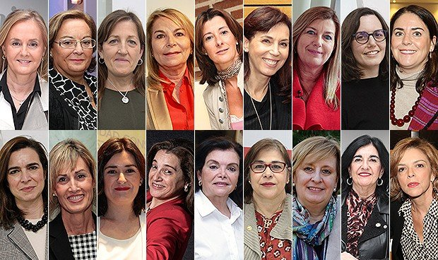 IV Premios Sanitarias: 18 mujeres serán las juezas de la edición 2021