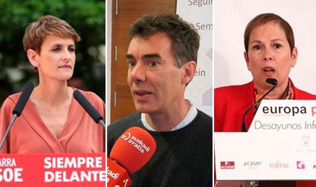 Izquierda y nacionalistas pactan en Navarra: sus propuestas sanitarias