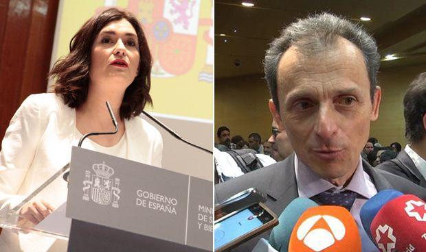 Jaime Prats y Ángeles Rabadán, nuevos 'dircom' de Montón y Duque
