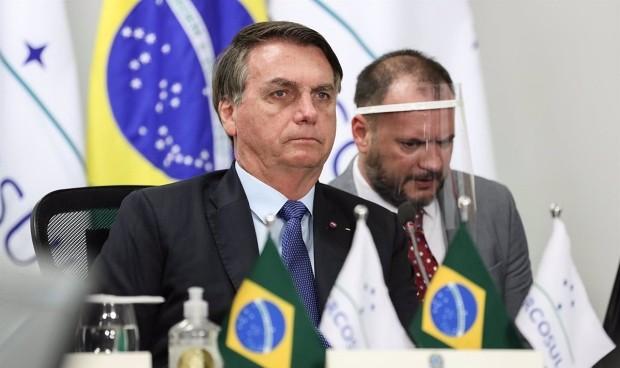 La Corte Suprema rechaza la petición de Bolsonaro de anular los confinamientos