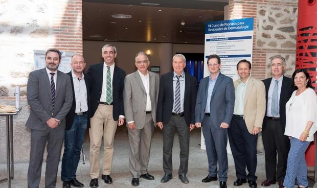 Janssen actualiza el conocimiento de los dermatólogos en psoriasis