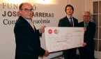 Janssen dona 20.000 euros a la Fundación Josep Carreras contra la Leucemia
