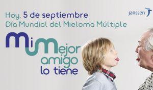 Janssen lanza una campaña para visibilizar el mieloma múltiple