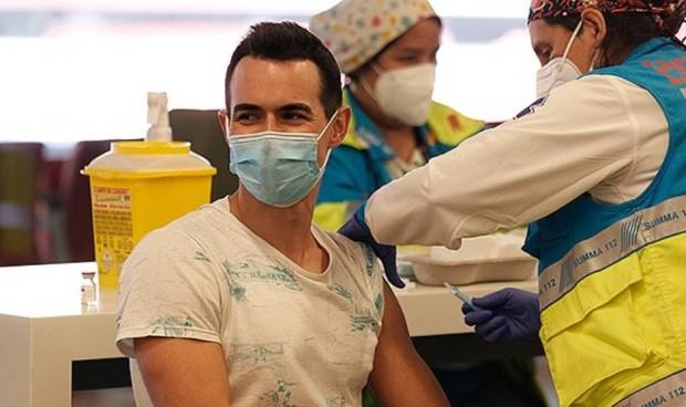 Janssen 'pone en órbita' la vacunación: 26.599 pautas completas en 3 días
