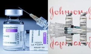 Janssen y Astrazeneca estudian reformular sus vacunas para evitar trombos