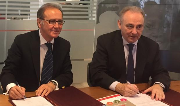 Janssen y Cruz Roja impulsarán nuevos proyectos en VIH y diabetes