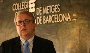 Jaume Padrós, reelegido presidente del Colegio de Médicos de Barcelona