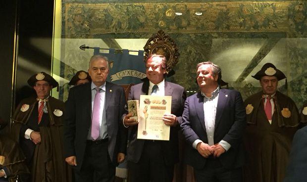 Javier Cabo, premio Madrigallego de Oro al mérito en Medicina