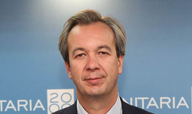 Javier Correas, jefe de servicio de Psiquiatr�a del Hospital del Henares