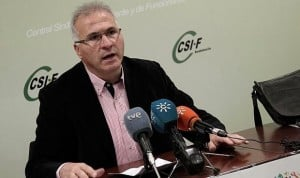 Javier Martínez, nuevo presidente de Sanidad de CSI-F