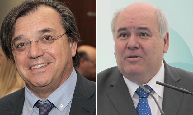 Jesús Acebillo y Ángel Fernández
