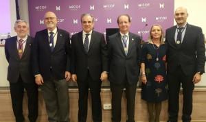 Jesús Aguilar ingresa en la Academia de Farmacia de la Comunidad Valenciana