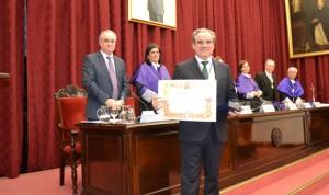 Jesús Aguilar, nuevo miembro de la Academia Iberoamericana de Farmacia