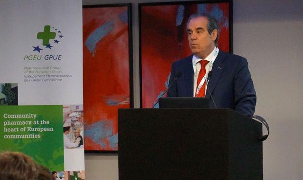 Jesús Aguilar será el presidente de la Farmacia europea en 2018