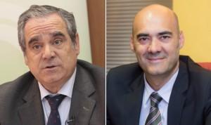 Jesús Aguilar y Sergio Marco, candidatos a presidir la Farmacia española