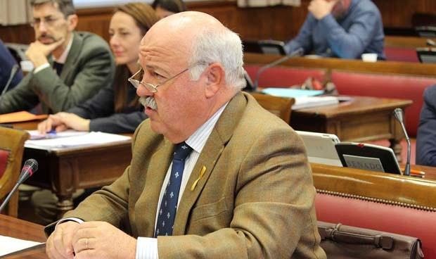 Jesús Aguirre, una década en el Senado trabajando por el profesional