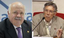 Jesús Aguirre y Patricio Martínez