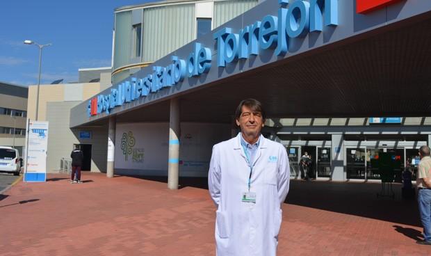 Jesús de Castro, médico de Familia, nuevo gerente del hospital de Torrejón